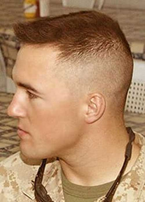 Military Haircuts for Men