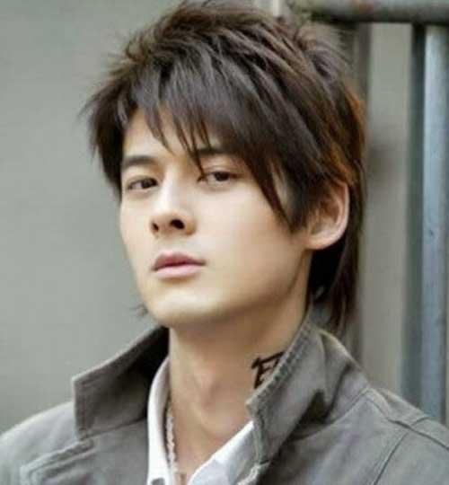 Amazing 15 Asian Guy Hairstyles Mens Hairstyles 2016 Hairstyles For Women Draintrainus