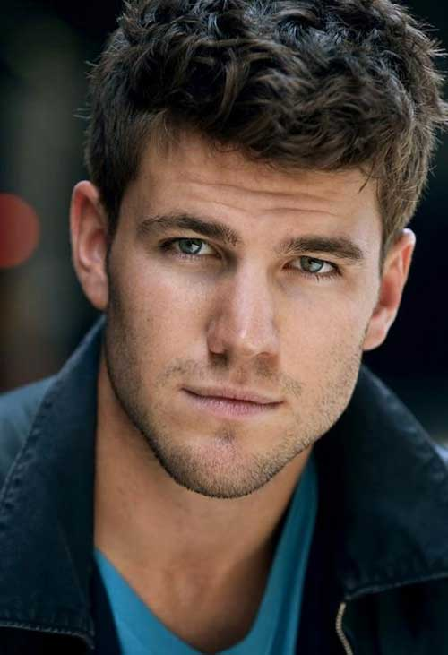 Austin Stowell Thick Hair