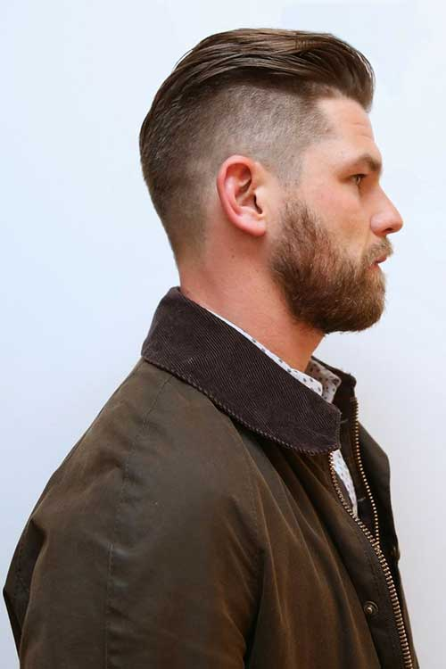 Best Men Slicked Back Hairstyles