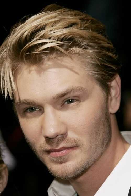 Awesome Best Hairstyles For Blonde Men Mens Hairstyles 2016 Hairstyle Inspiration Daily Dogsangcom