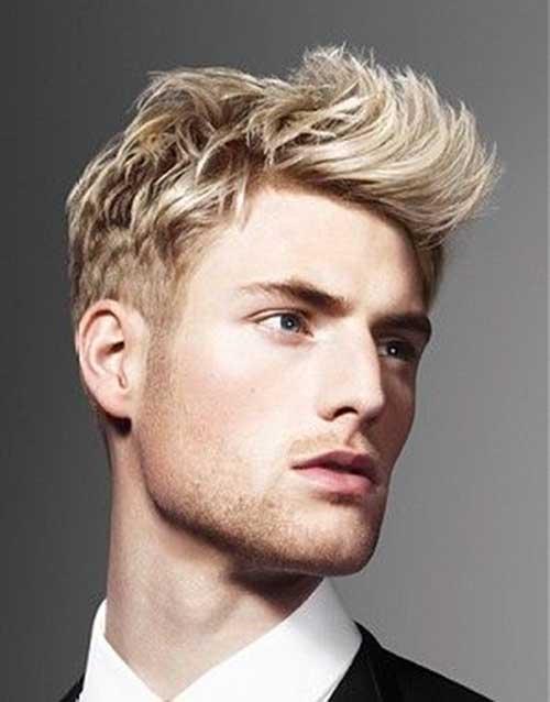 Astounding Best Hairstyles For Blonde Men Mens Hairstyles 2016 Hairstyles For Women Draintrainus
