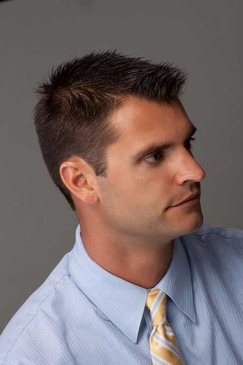 Business Men Short Hair Styles