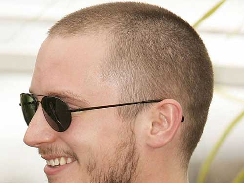 Best Buzz Cut Very Short Hair Style
