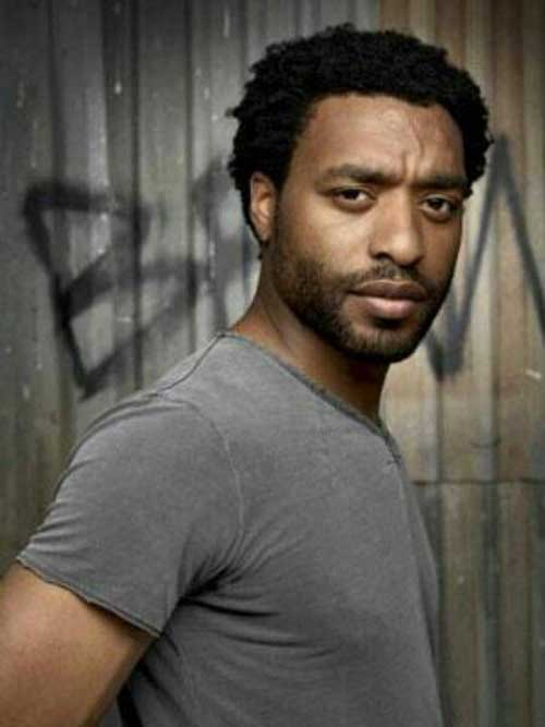 Chiwetel Ejiofor Hair Ideas for Black Men