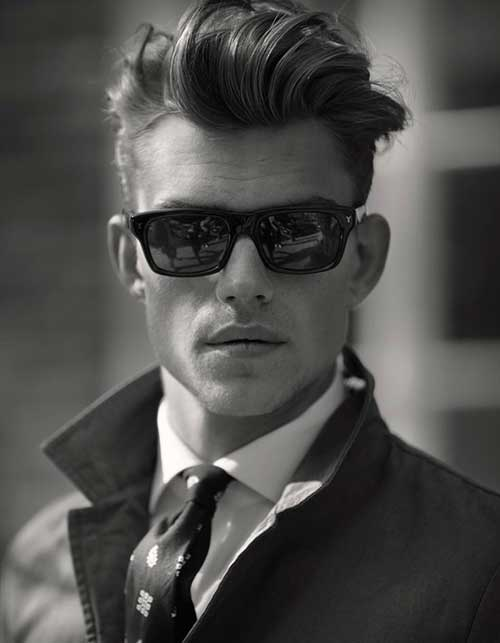 Coolest Pompadour Hairstyles for Men