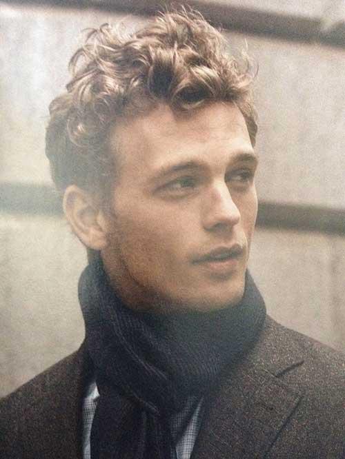 Mens haircuts 2016 curly hair