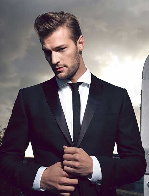 Dapper Mens Hair for New Trends