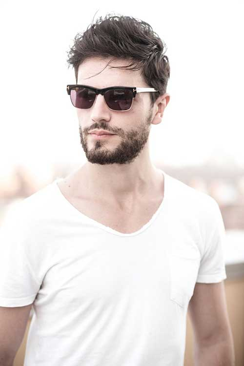 Remarkable 20 Stylish Hairstyles For Men Mens Hairstyles 2016 Hairstyles For Men Maxibearus