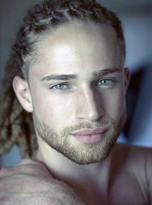 Pleasant 11 Dreadlock Hairstyle With White Men Mens Hairstyles 2016 Hairstyles For Men Maxibearus