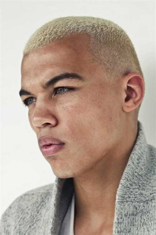 Dudley O'Shaughnessy Hairstyles for Black Men