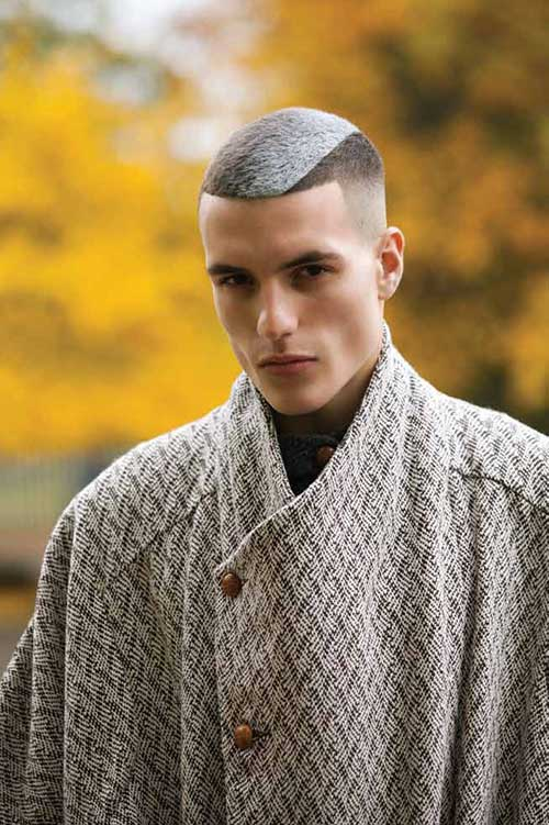 Streeters Editorial Mens Hair Color