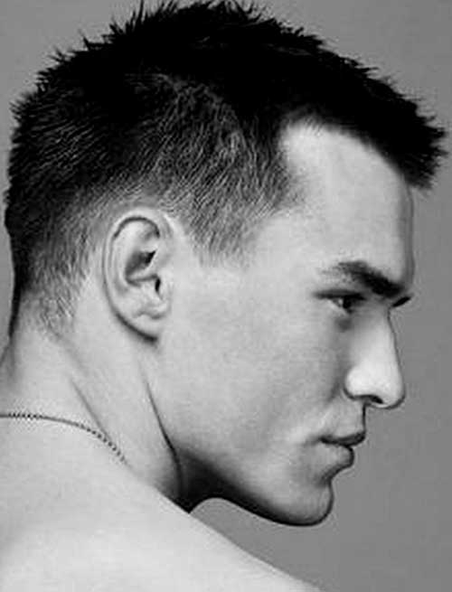 Ideal Fade Haircut for Men Styles