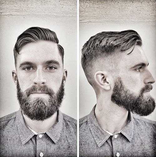 Latest Faded Cut Haircuts for Men's