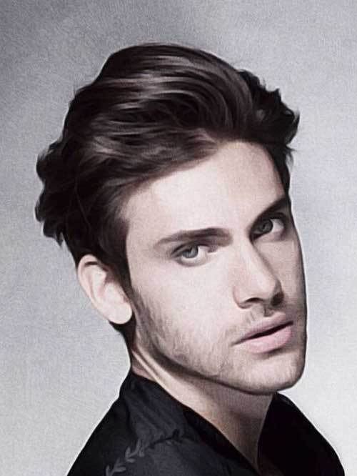 50 Trendy Hairstyles For Men Mens Hairstyles 2018