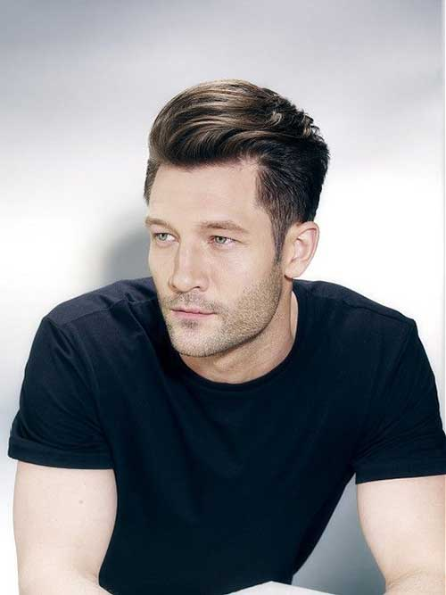 Great Haircut for Guys