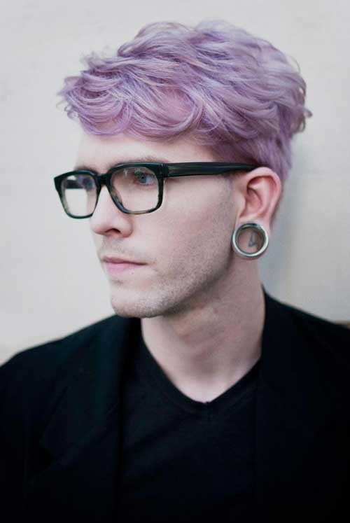 15 Hair Colors For Men  Mens Hairstyles 2017