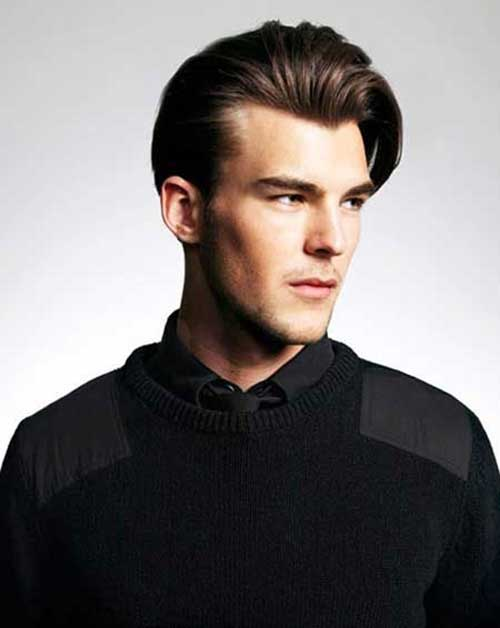 Amazing Haircut with Shaved Side Part