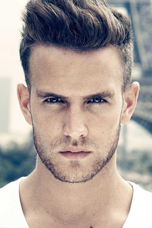 Enjoyable 50 Trendy Hairstyles For Men Mens Hairstyles 2016 Hairstyles For Women Draintrainus