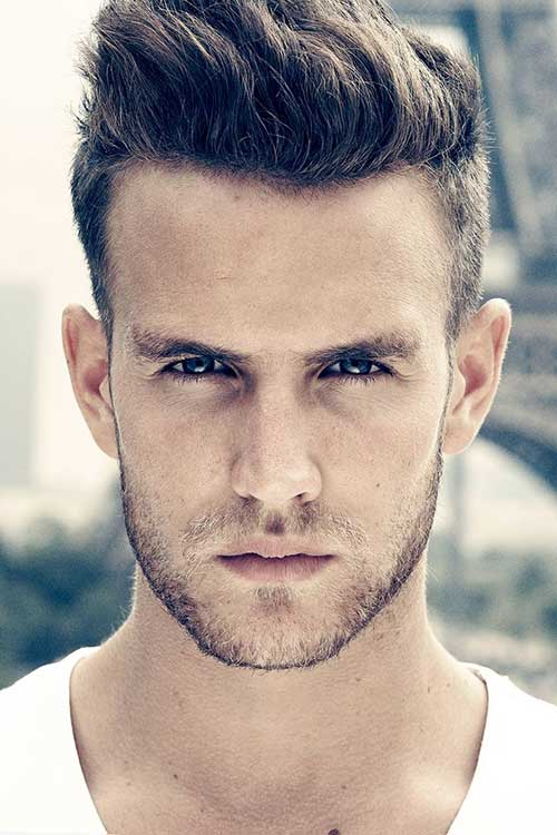 Pleasant 50 Trendy Hairstyles For Men Mens Hairstyles 2016 Short Hairstyles Gunalazisus