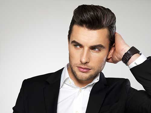 Slick Hairstyles 2014-2015 Men