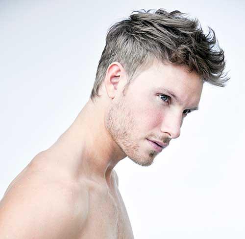 Medium Hairstyle For Men Hair Cut 2014 2015
