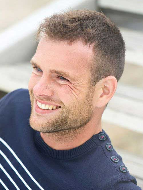 Best Fine Hairstyles for Men with Thin Hair