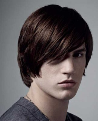 Straight Hair for Men