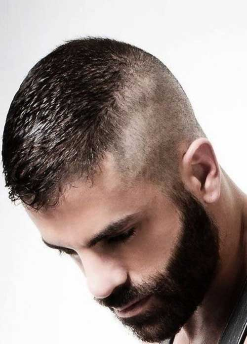 Marine haircut