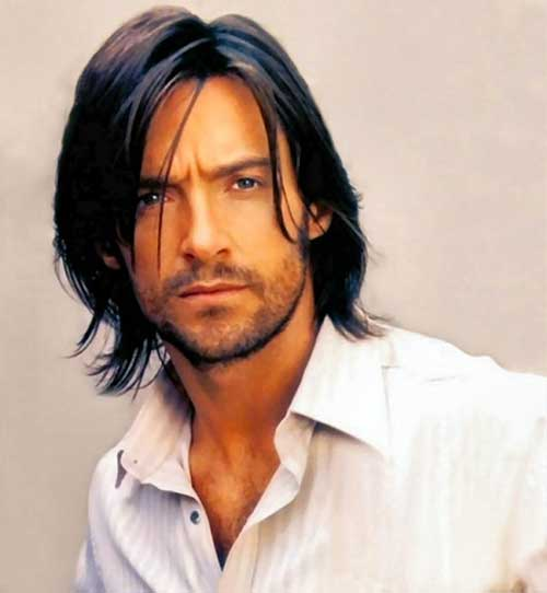 Hugh Jackman Best Celebrity Fine Hairstyle