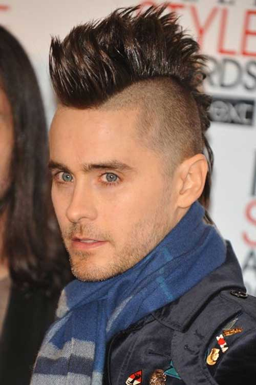 Undercuts Sidecuts Mohawk Hair for Men