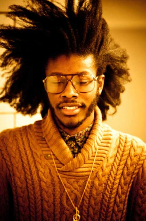 Jesse Boykins Haircuts for Black Men
