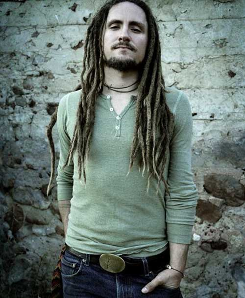 John Butler Dreadlock Hairstyles