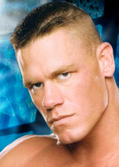 John Cena Army Haircut
