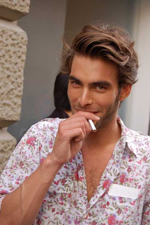 Jon Kortajarena Hairstyles for Men