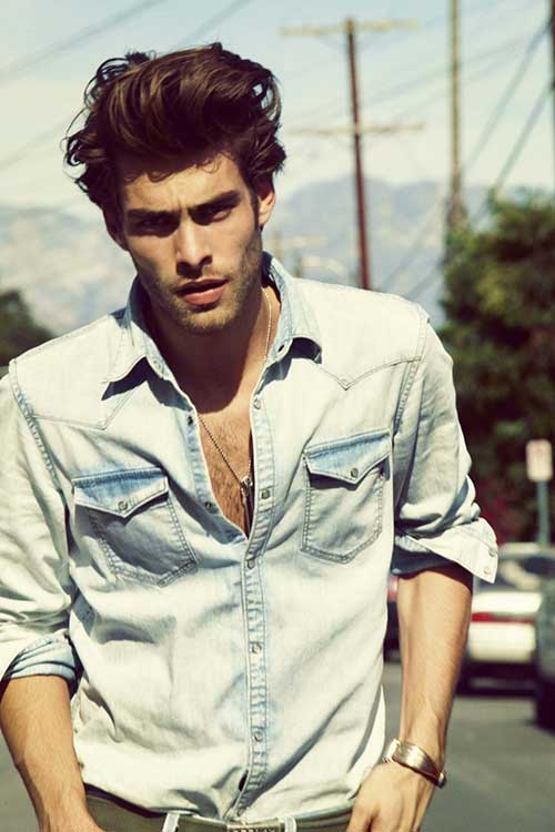 Jon Kortajarena Haircuts for Men