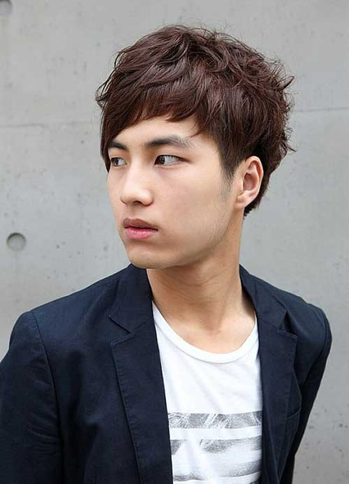 Popular Korean Men Hairstyle