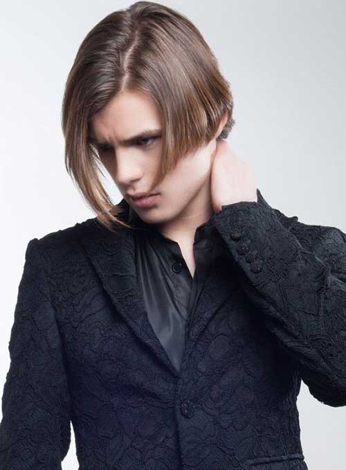 Latest Long Hairstyles for Men