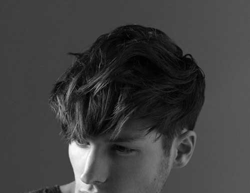 Medium Latest Mens Hairstyles