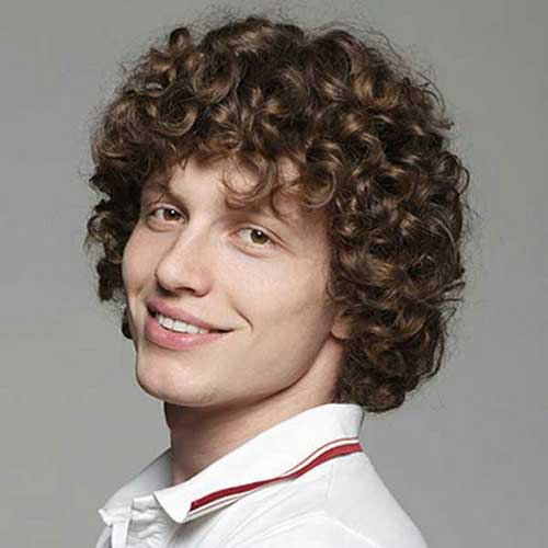 Magnificent 10 Mens Long Curly Hairstyles Mens Hairstyles 2016 Hairstyles For Women Draintrainus