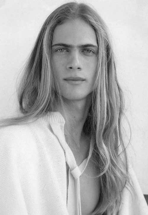 Nice Long Haircuts for Men