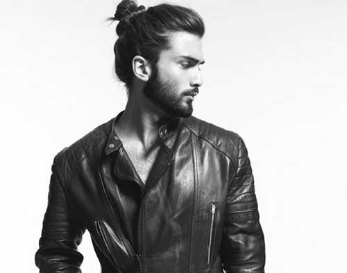 Hair Styles For Guys With Long Hair: 25 Long Hairstyles Men 2015