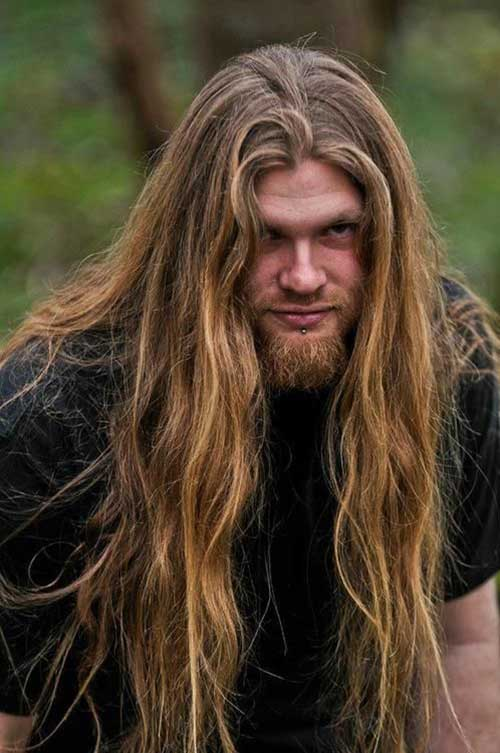 Terrific Long Hair Hairstyles Men Mens Hairstyles 2016 Hairstyle Inspiration Daily Dogsangcom