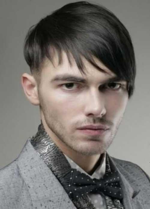 Long Shear Cut Hairstyles for Men