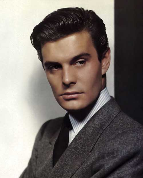 Louis Jourdan Hairstyles for Business Style