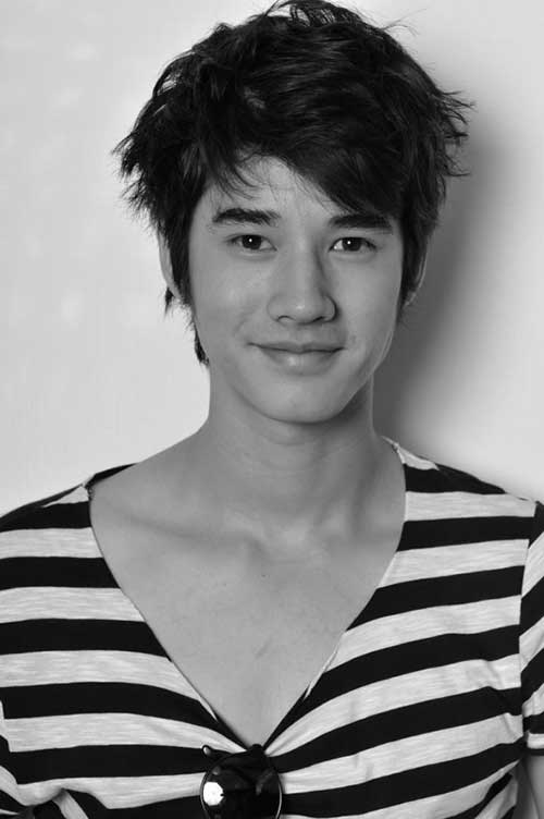 Mario Maurer Hair for Asian Guys