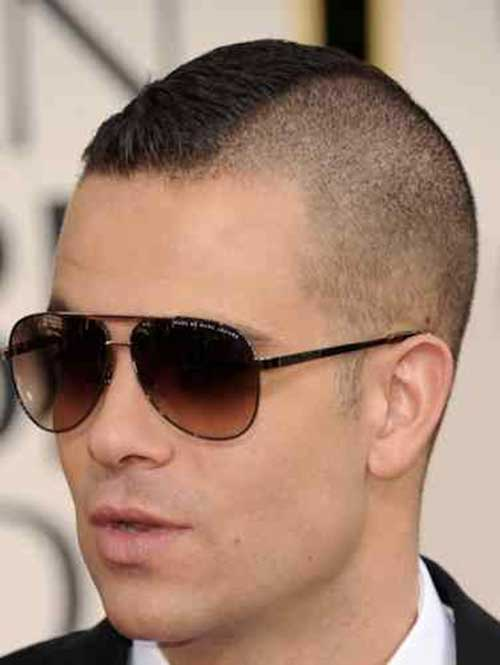 Mark Salling Mohawk Hair