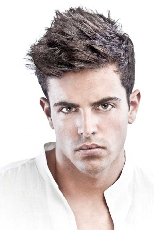 Best Masculine Medium Haircuts for Men