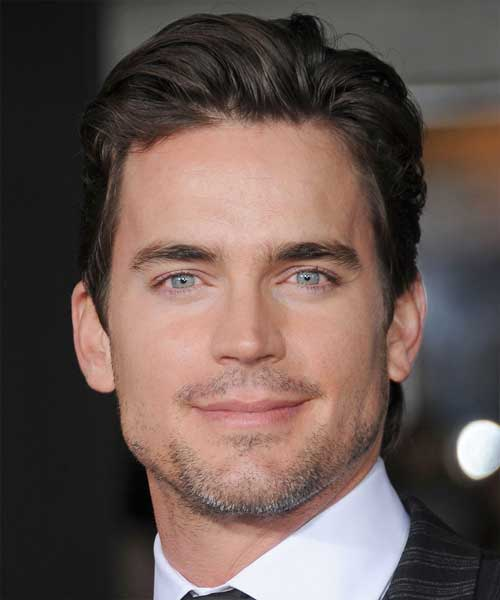 Matt Bomer Trendy Men's Haircut 2015