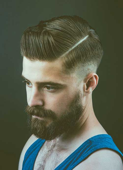 Medium Hairstyles for Trendy Men